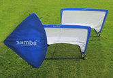 Samba Pop Up Goal Vierkant 4ft - 1 paar