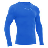 Macron Performance long sleeves blauw