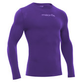 Macron Performance long sleeves paars