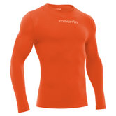 Macron Performance long sleeves oranje