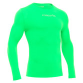 Macron Performance long sleeves neon groen