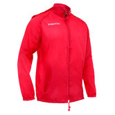 Macron Atlantic windbreaker rood