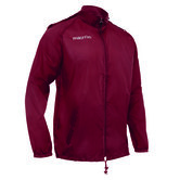 Macron Atlantic windbreaker bordeaux rood