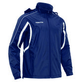 Macron Kobe shower jacket navy