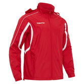 Macron Kobe shower jacket rood