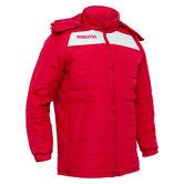Macron Helsinki jacket rood