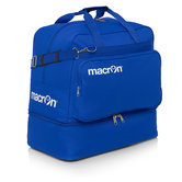Macron All In sporttas blauw