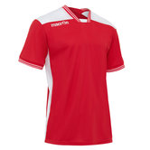 Macron Kons shooting shirt rood