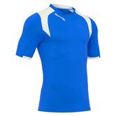 Macron Copper shirt blauw wit