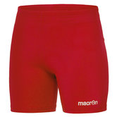Macron Alba short rood