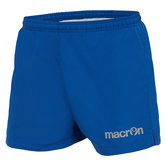 Macron Ike short blauw