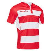 Macron Idmon shirt rood