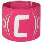 Cawila-aanvoerdersband-Klett-roze