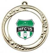 Medaille EM259 Goud