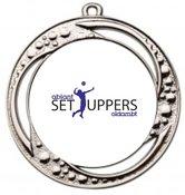 Medaille EM259 Zilver