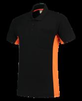 Poloshirt Tricorp TP2000 zwart oranje 5
