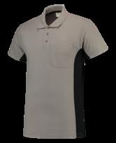 Poloshirt Tricorp TP2000 grijs zwart 5