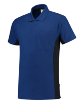 Poloshirt Tricorp TP2000 blauw 3