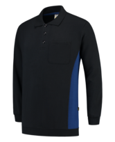 Polosweater Tricorp TS2000 navy blauw 4