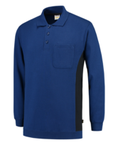 Polosweater Tricorp TS2000 blauw 5