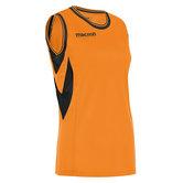 Macron Potassium basketbalshirt oranje