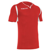 Macron Argon shirt rood